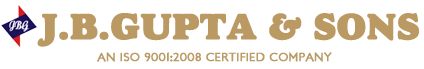 Welcome to JB Gupta & Sons Pvt. Ltd.